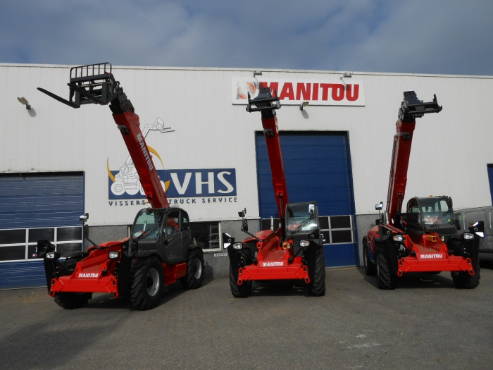 Manitou MT 1840 on stock