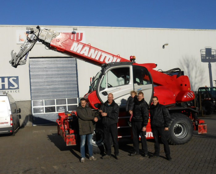 Manitou MRT 2150 Tier 4 Final