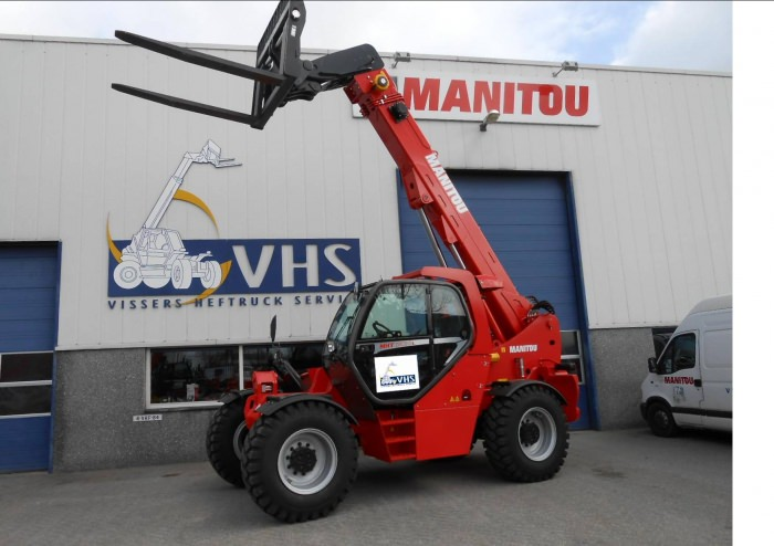 Manitou MHT 10120 gelevered