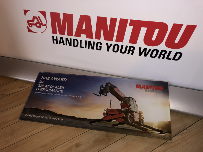Manitou Award for VHS