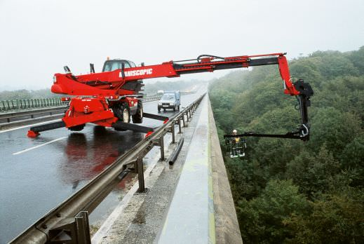 Used Manitou CPR platform for sale