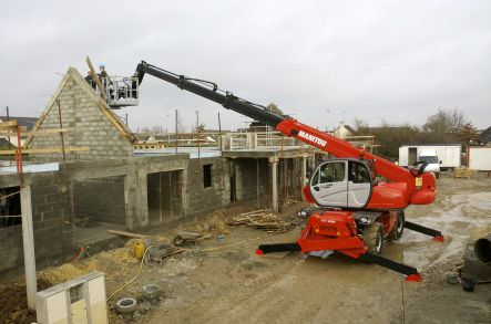 New Manitou MRT 2540 for Kroes