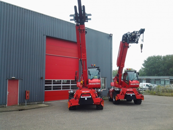 2 new Manitou's for Heros