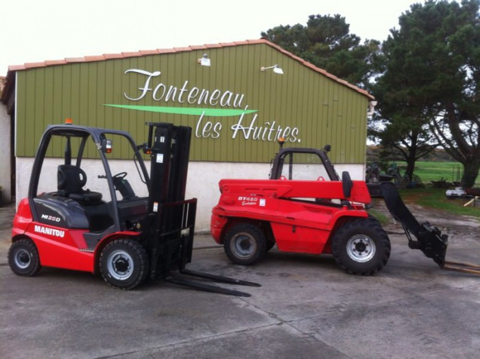 2 Manitou's for Fonteneau