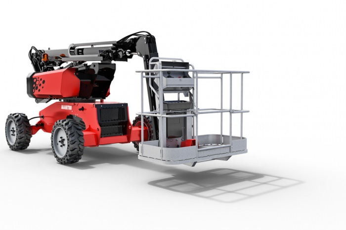 The new Manitou MAN'GO 12
