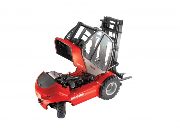 Best price for the Manitou MI forklift