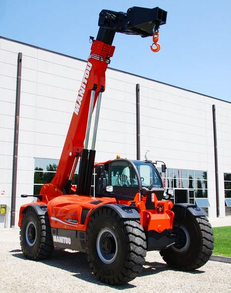 Manitou expands in the heavy segment handlers