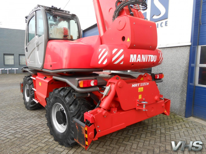 Manitou MRT 2150 Privilege PLUS