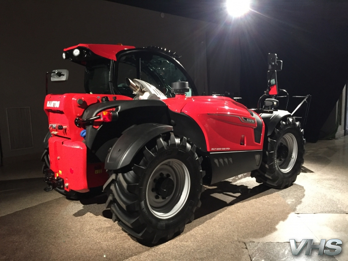 Manitou MLT 635 - 130 PS+