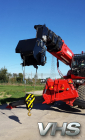 3 tons lier Manitou