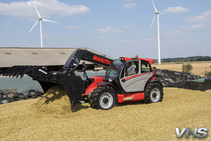 Manitou MLT 840 - 145