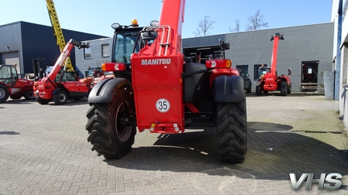 Manitou MT 733 Easy