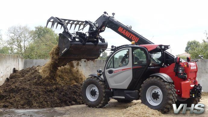 Manitou MLT 841 - 145 PS+
