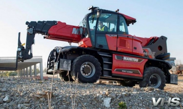Manitou MRT 2570 Vision +
